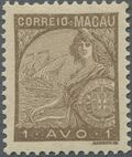 Macao 1934 Padrões b