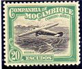 Mozambique Company 1935 Inauguration of the Airmail (2nd Issue) o.jpg