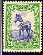 Mozambique company 1937 Assorted designs e