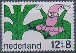 Netherlands 1968 Child Welfare Surtax a