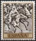 Spain 1968 Painters - Mariano Fortuny y Carbo i
