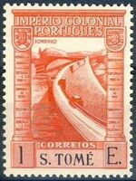 St Thomas and Prince 1938 Portuguese Colonial Empire (S. Tomé) m