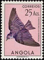 Angola 1951 Birds from Angola u