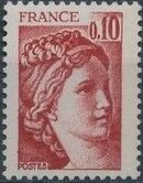 France 1978 Sabine after Jacques-Louis David (1748-1825) (2nd Issue) c