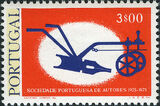 Portugal 1976 50th Anniversary of the Portuguese Authors Association a
