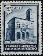 San Marino 1932 Opening of New General Post Office c