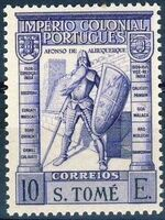 St Thomas and Prince 1938 Portuguese Colonial Empire (S. Tomé) q