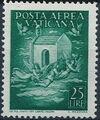 Vatican City 1947 Definitives (Air Post Stamps) e.jpg