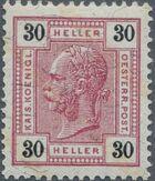 Austria 1904 Emperor Franz Joseph i