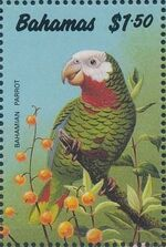 Bahamas 1990 Cuban Amazon e