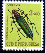 Guinea, Portuguese 1953 Guinea Insects g