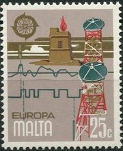 Malta 1979 Europa b