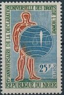 Niger 1963 15th Anniversary of the Universal Declaration of Human Rights a