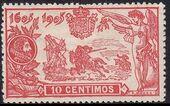 Spain 1905 Don Quixote Issue b