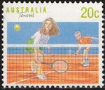 Australia 1990 Sports (2nd Serie) c