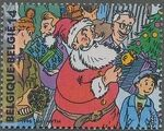 Belgium 1996 Christmas and New Year g
