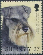 Guernsey 2001 Centenary of Guernsey Dog Club b