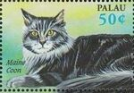 Palau 2002 Cats and Dogs f