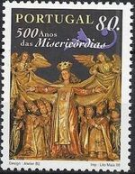 Portugal 1998 500th Anniversary of Misericórdias a