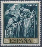 Spain 1966 Painters - José Maria Sert j