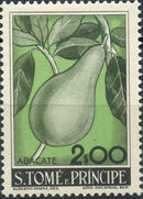 St Thomas and Prince 1948 Fruits g