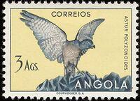Angola 1951 Birds from Angola j