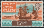British Virgin Islands 1970 Ships l