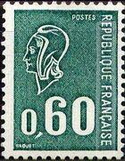 France 1974 Marianne de Béquet (3rd Issue) b