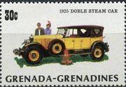 Grenada Grenadines 1983 The 75th Anniversary of Ford T b