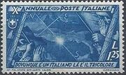 Italy 1932 10th Anniversary of the Fascist Government and the March on Rome l