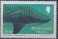 Montserrat 1987 Sharks d