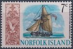 Norfolk Island 1967 Ships - Definitives (2nd Issue) f