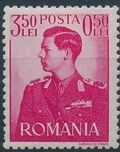 Romania 1940 King Michael I - Semi-Postal (1st Group) d