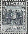 Andorra-Spanish 1929 Local Motifs j