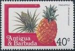 Antigua and Barbuda 1983 Fruits and Flowers j