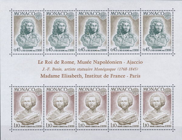 Monaco 1974 Europa SSa