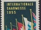 Saar 1955 International Fair at Saarbrücken