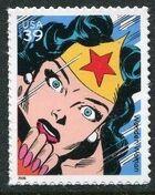 United States of America 2006 DC Comics Superheroes c
