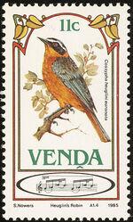 Venda 1985 Songbirds a