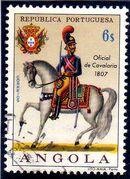 Angola 1966 Military Uniforms j