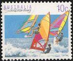 Australia 1990 Sports (2nd Serie) b