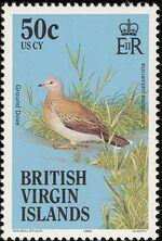 British Virgin Islands 1985 Birds of the British Virgin Islands n
