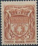 France 1941 Coat of Arms (Semi-Postal Stamps) j