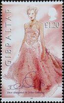 Gibraltar 1997 Dior Fashion Designs by John Galiano e
