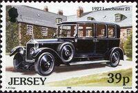 Jersey 1992 Vintage Cars e