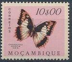 Mozambique 1953 Butterflies and Moths s