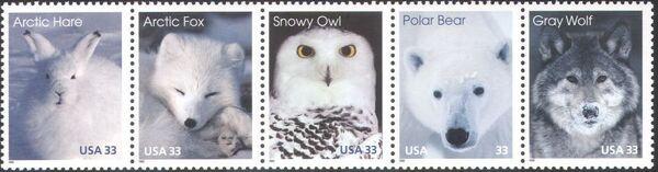 United States of America 1999 Arctic Animals STa
