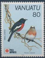 Vanuatu 1991 Phila Nippon'91 - Birds c