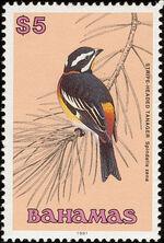 Bahamas 1991 Birds o