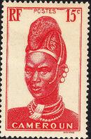 Cameroon 1939 Pictorials f